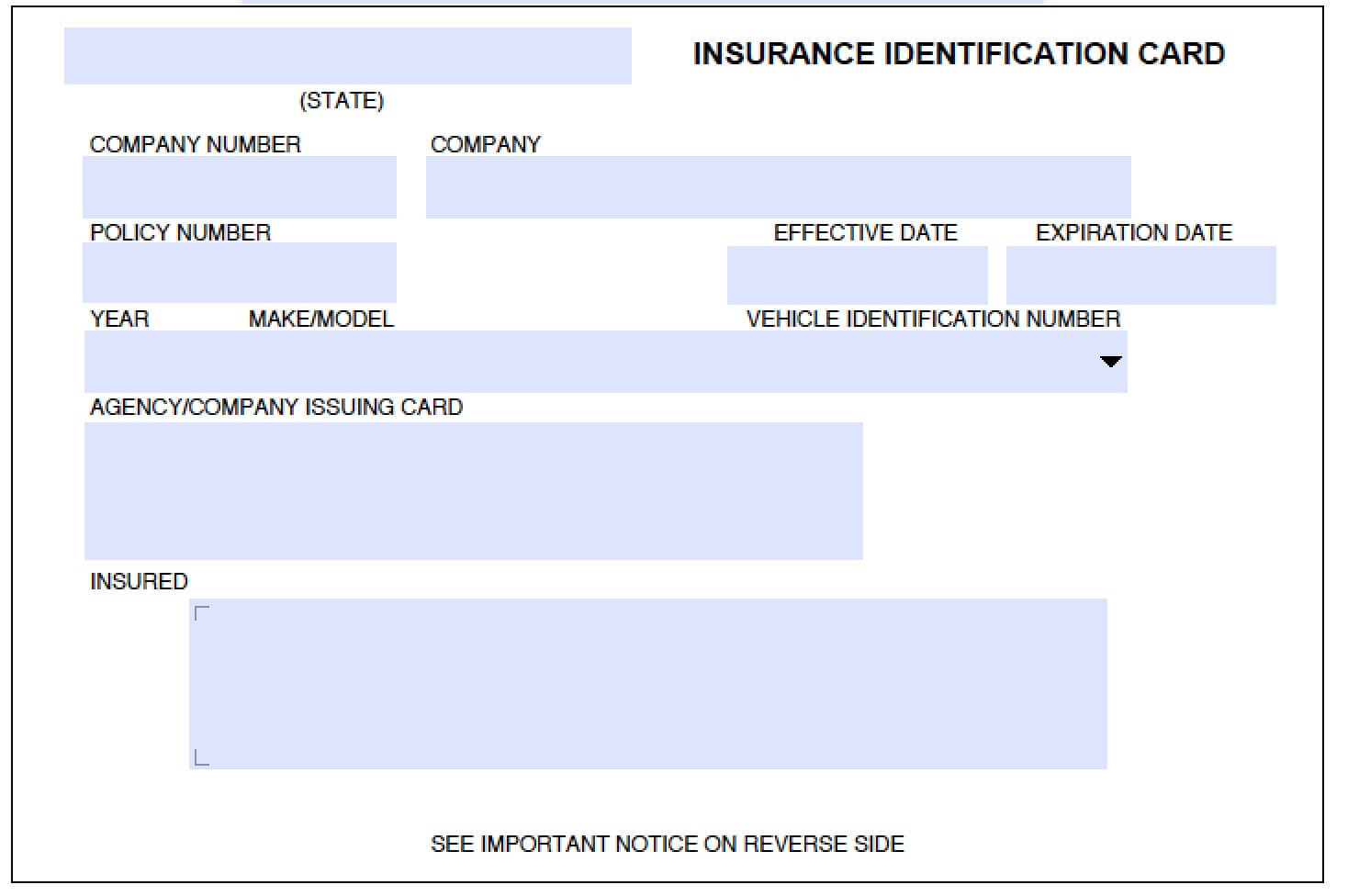 002 Fake Proof Of Insurance Templates Template Ideas Auto Id Intended For Fake Car Insurance Card Template