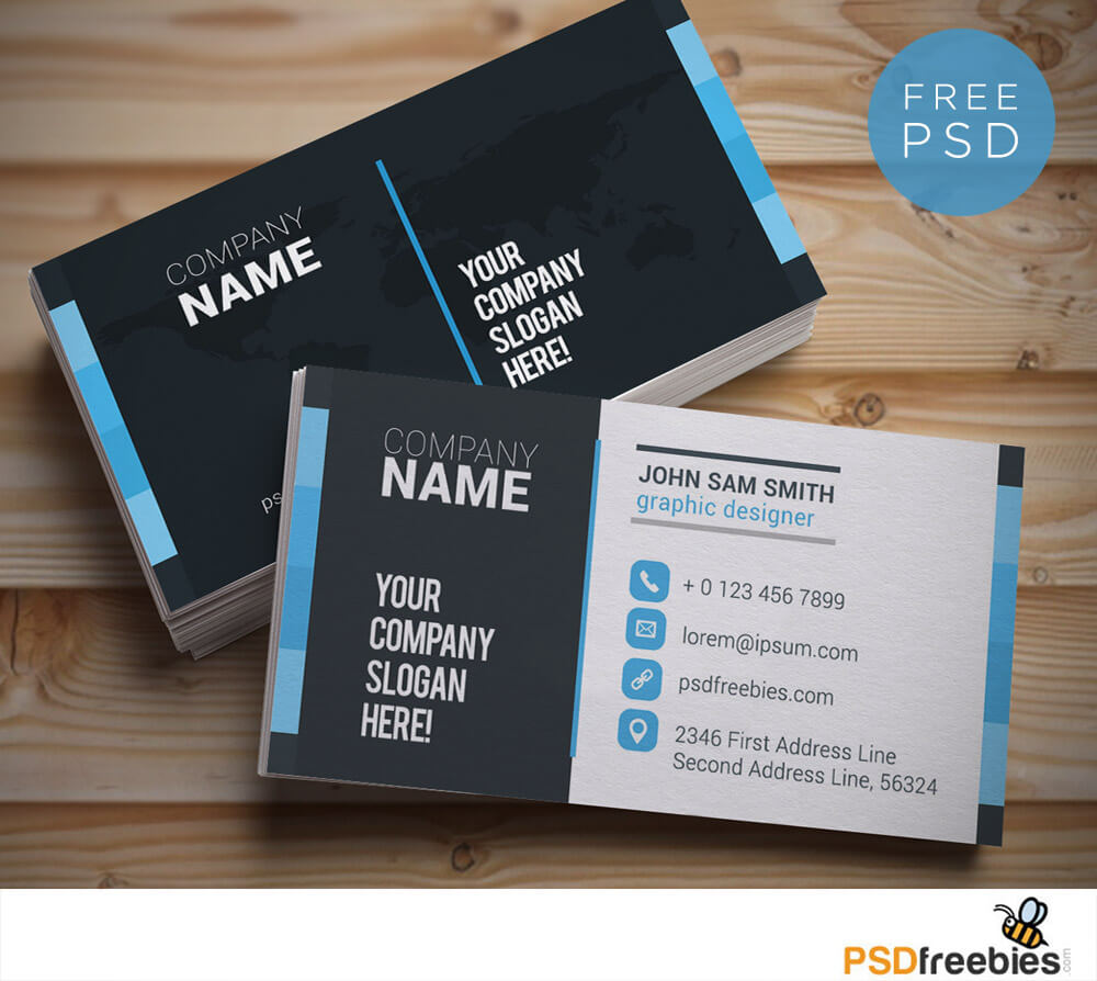 002 Free Downloads Business Cards Templates Creative For Templates For Visiting Cards Free Downloads