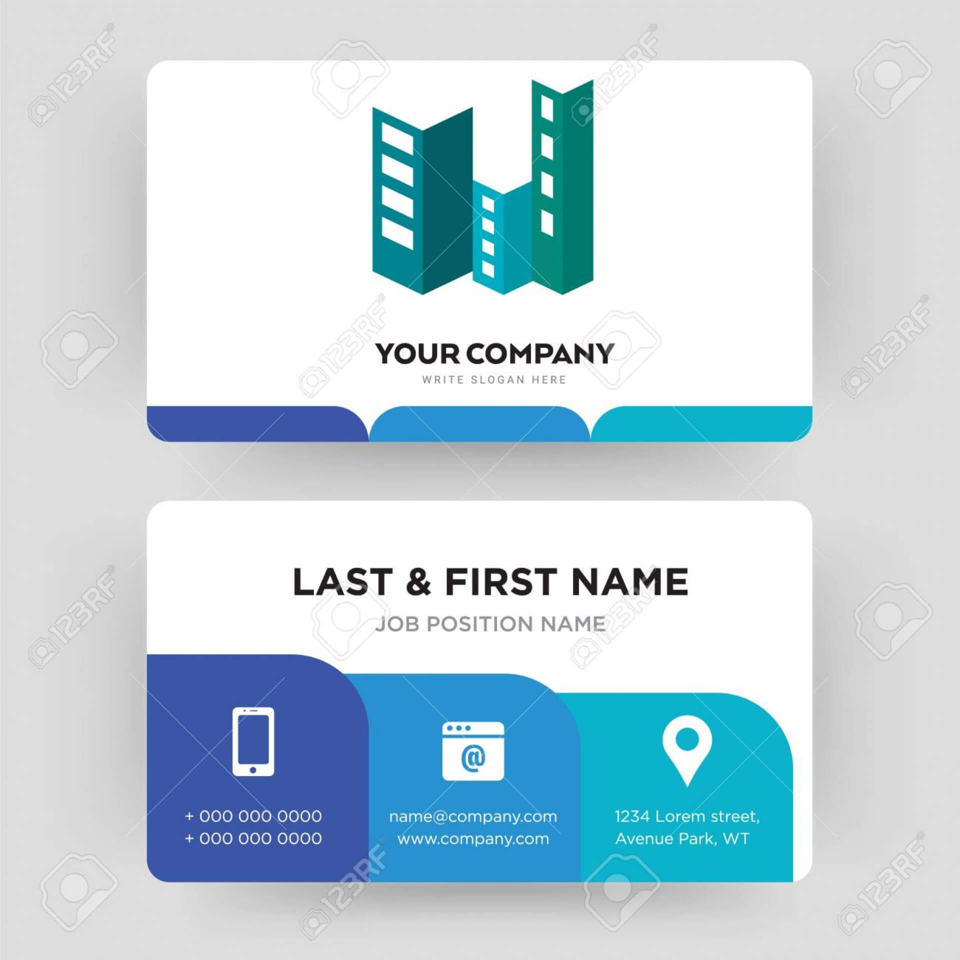 002 Template Ideas Construction Business Card Templates Pertaining To Construction Business Card Templates Download Free