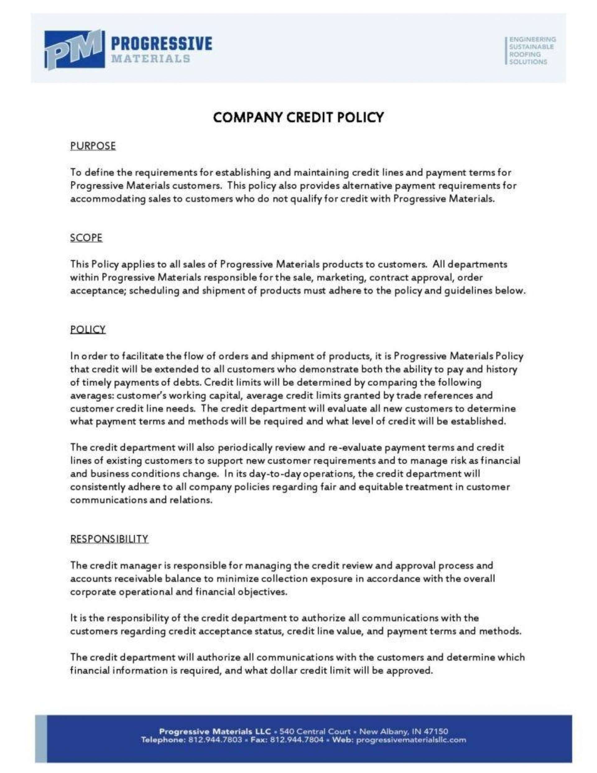 002 Template Ideas Dress Code Policy Company Credit Page In Company Credit Card Policy Template