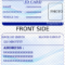 002 Template Ideas Free Printable Id Cards Templates Card For Id Card Template For Kids