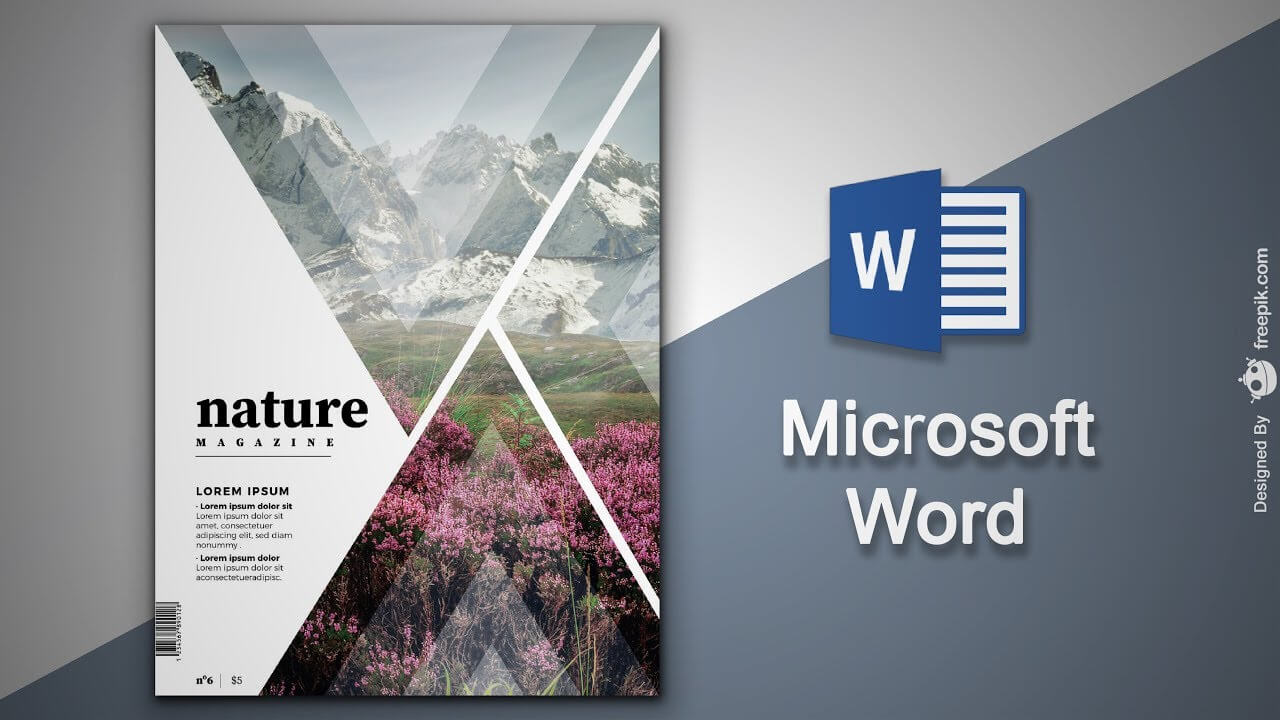 003 Free Magazine Template For Microsoft Word Ideas In Magazine Template For Microsoft Word