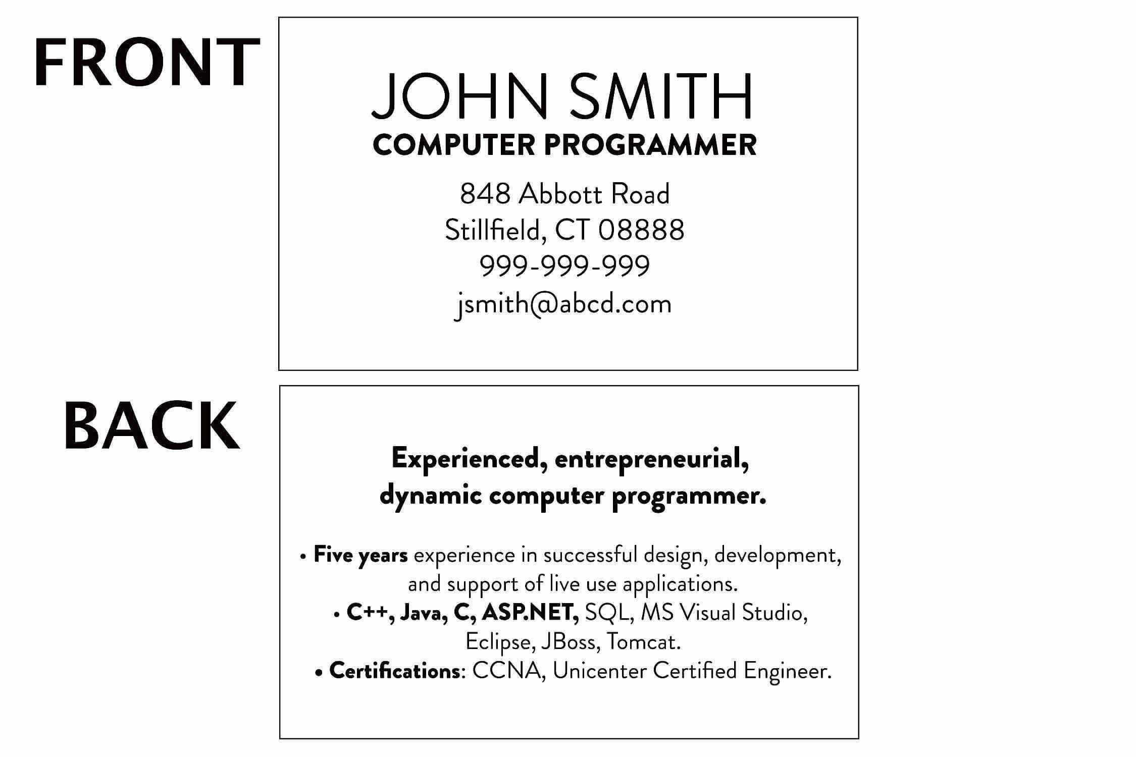 003 Student Business Card Template College Unique Cards Regarding Student Business Card Template
