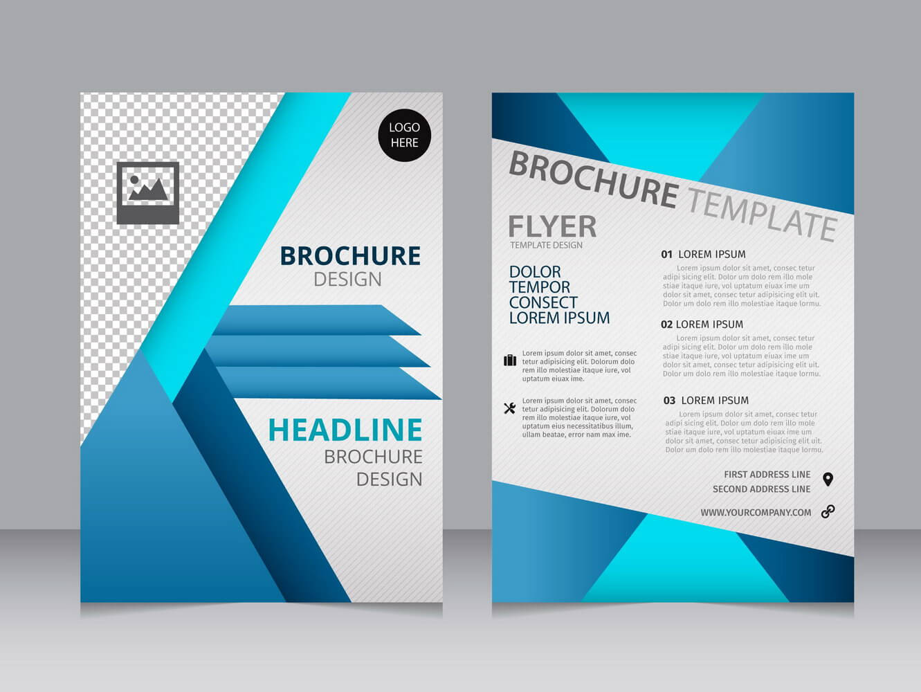 005 Blank Brochure Templates Free Download Word Template Pertaining To Brochure Template Illustrator Free Download