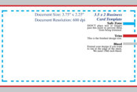 005 Blank Business Card Template Free Ideas Templates with Business Card Size Photoshop Template