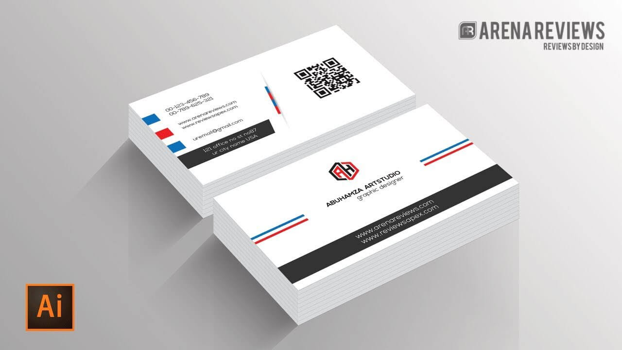 005 Maxresdefault Template Ideas Business Card Incredible Ai With Regard To Visiting Card Illustrator Templates Download