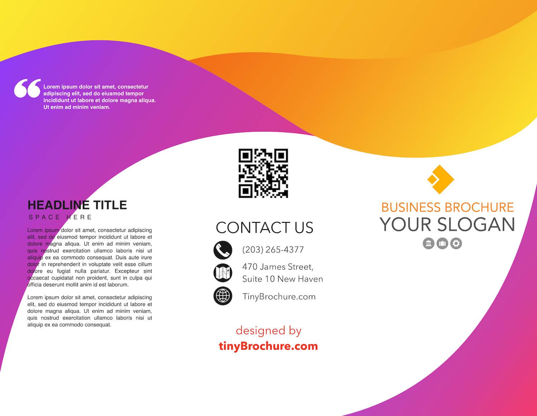 005 Template Ideas Brochure Google Doc Trifold Slides With Google Doc Brochure Template