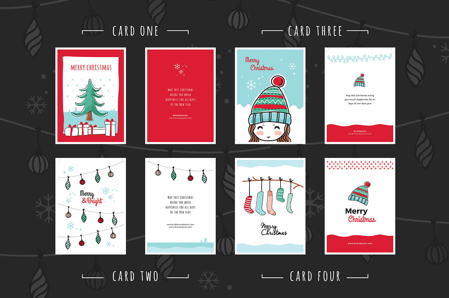 005 Template Ideas Free Christmas Greeting Card Templates Pertaining To Free Christmas Card Templates For Photoshop