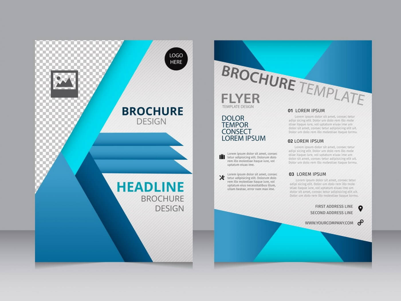 005 Word Brochure Templates Free Download Template Ideas In Free Illustrator Brochure Templates Download