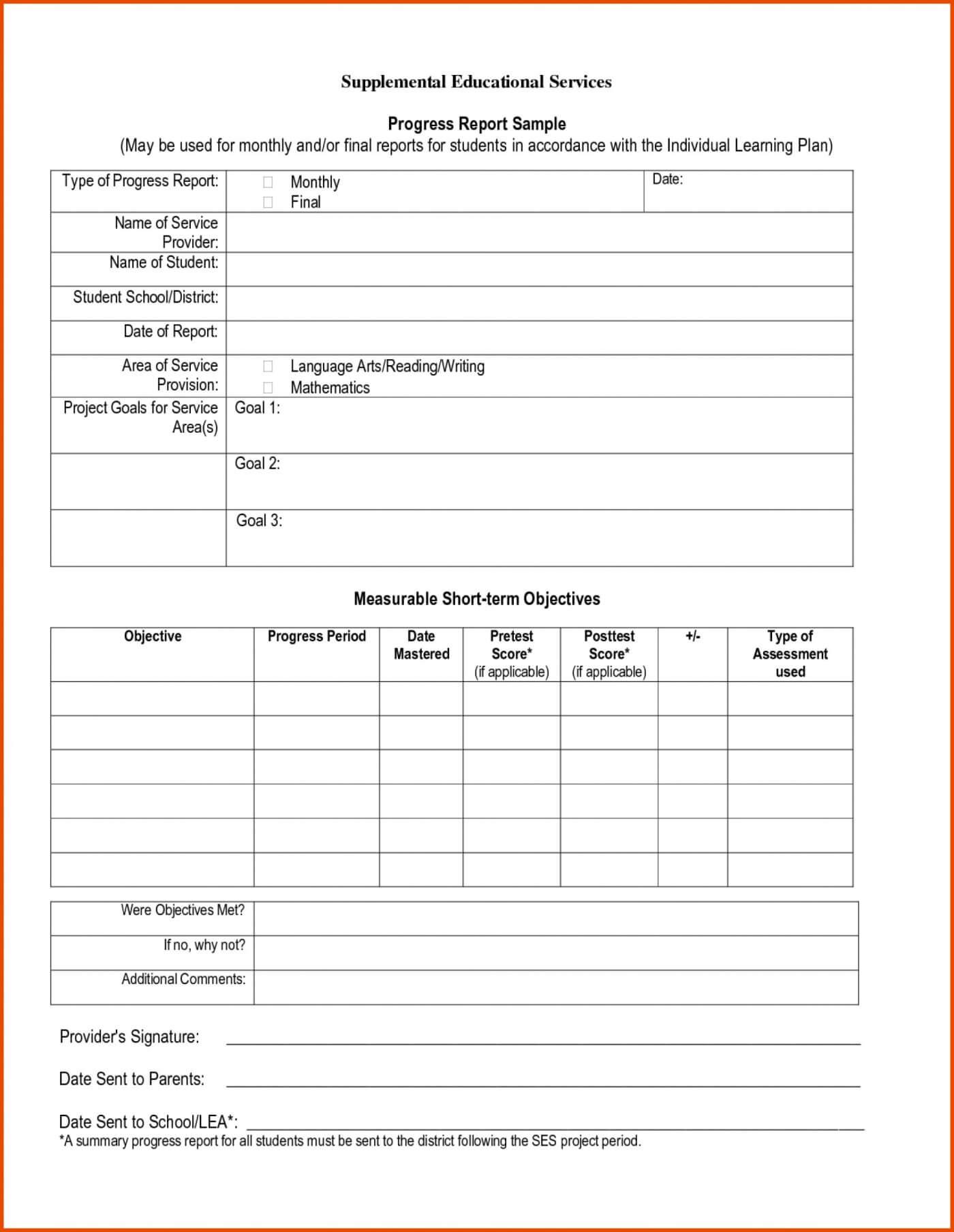 006 Deped Junior High School Report Card Template Free Regarding Middle School Report Card Template