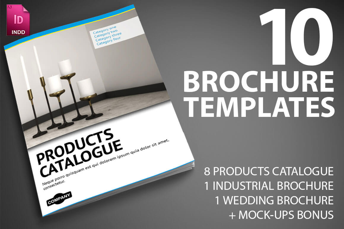 008 Adobe Indesign Flyer Templates Free Download Brochure Inside Indesign Templates Free Download Brochure