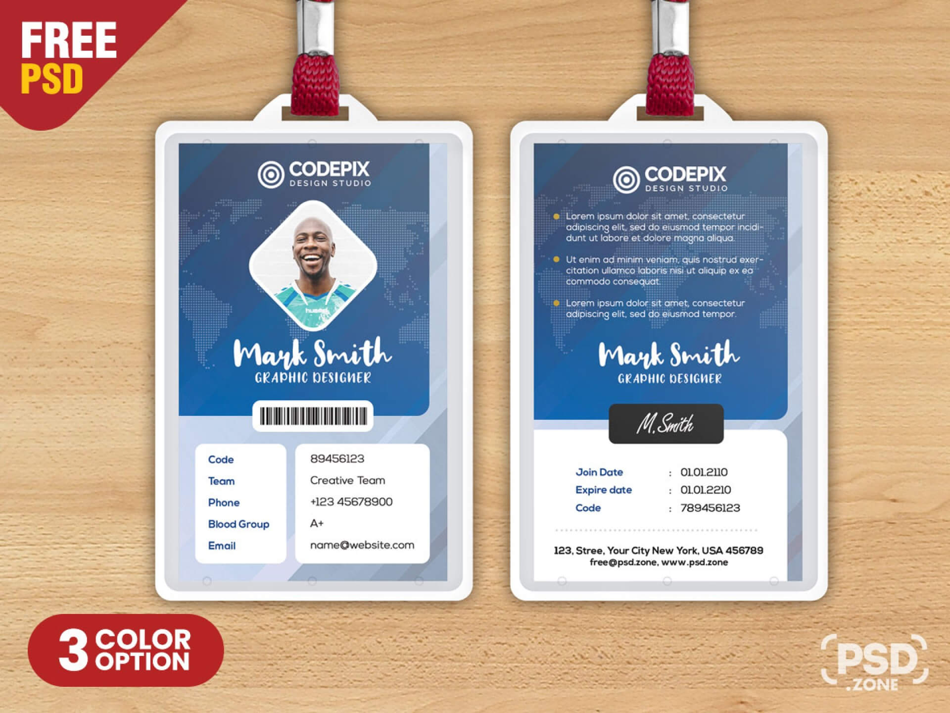 008 Template Ideas Id Card Psd File Free Breathtaking Within Template For Id Card Free Download