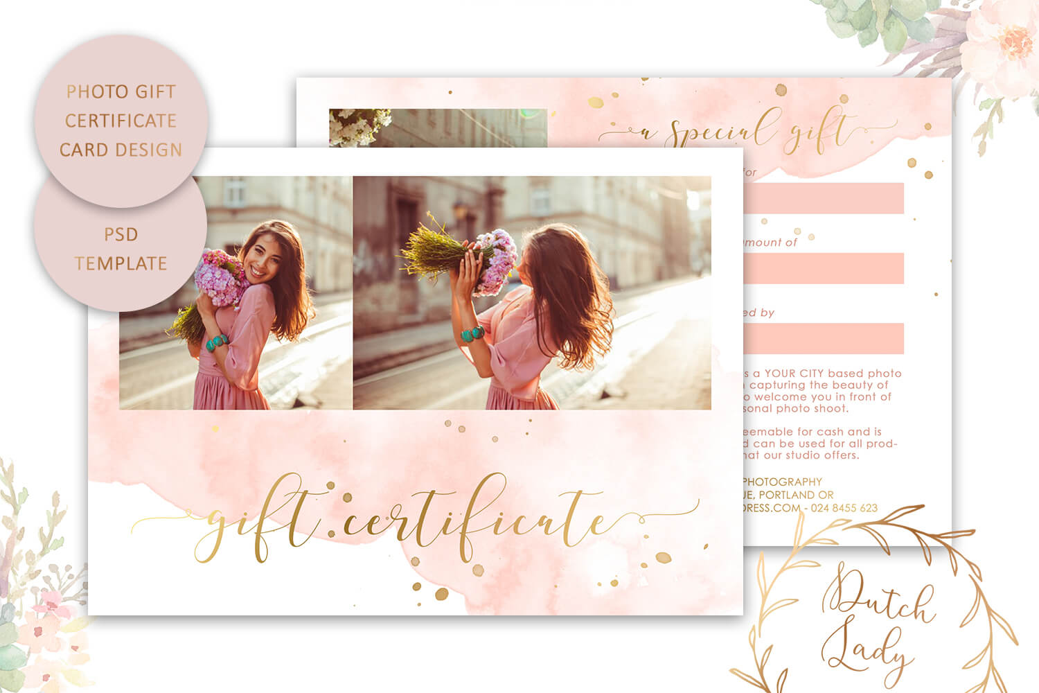 008 Template Ideas Photo Gift Card Photography Stirring With Photoshoot Gift Certificate Template