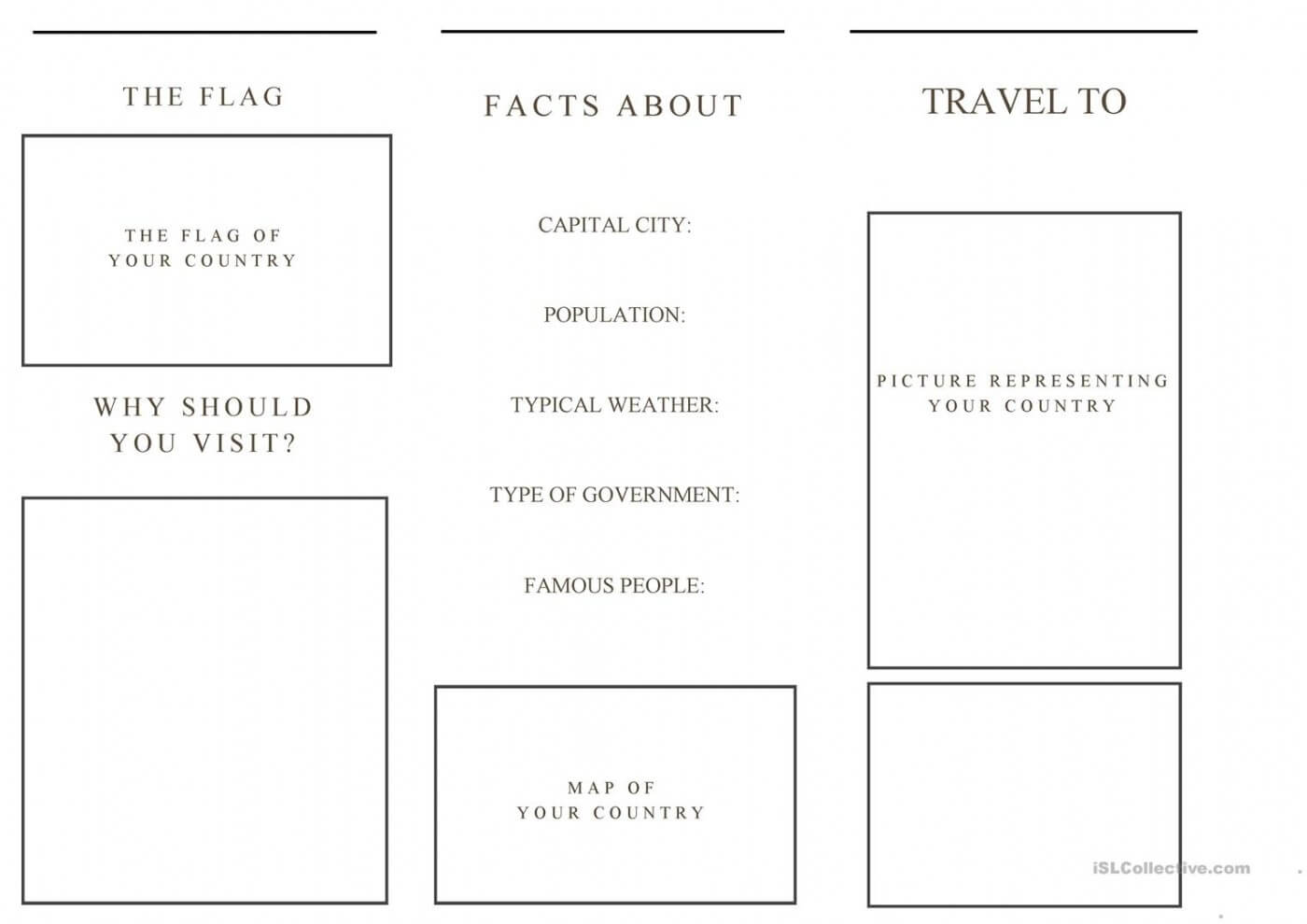 008 Template Ideas Travel Brochure For Students Of Top Blank Pertaining To Travel Brochure Template For Students