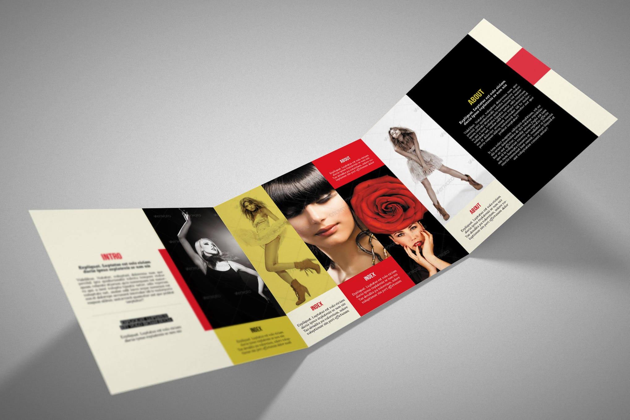 009 Adobe Indesign Tri Fold Brochure Template Ideas Trifold Intended For Adobe Indesign Tri Fold Brochure Template