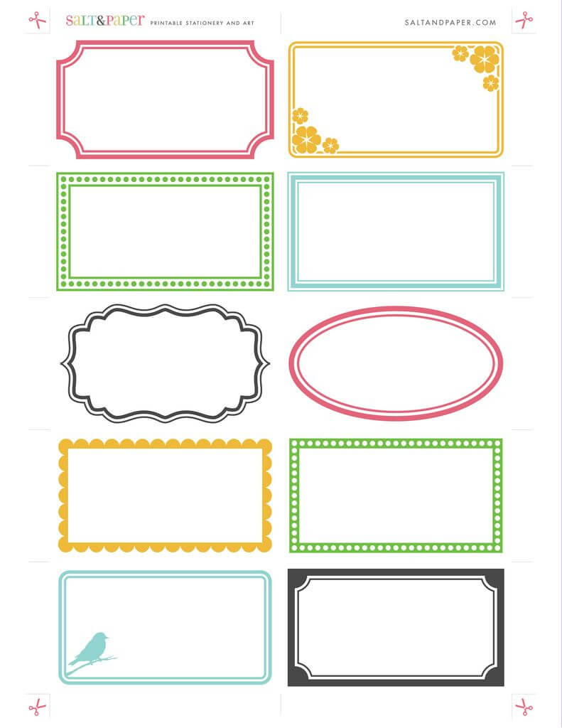 010 Free Printable Labels Template Astounding Ideas Label Inside Food Label Template Word