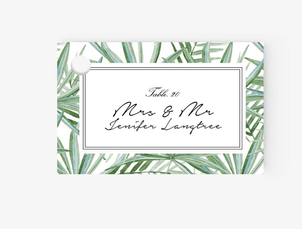 010 Template For Place Cards Ideas Flat Card Inside Place Card Template 6 Per Sheet