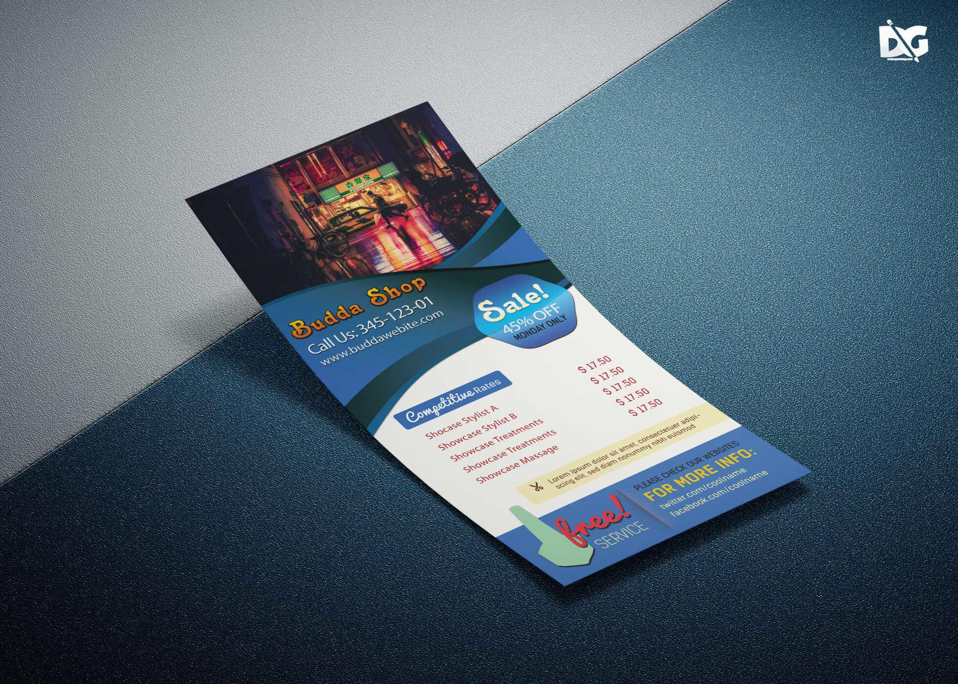 010 Template Ideas Free Rack Card Stunning Templates For Throughout Free Rack Card Template Word