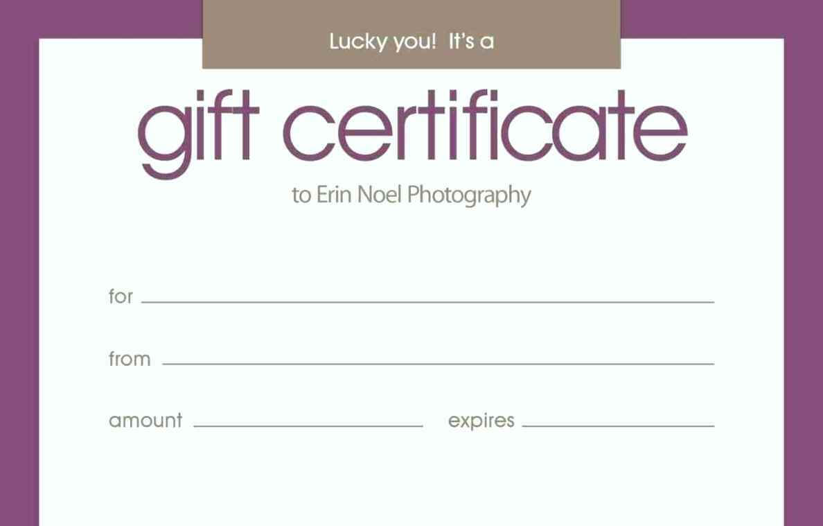 011 Gift Card Template Free Printable Certificate Templates Pertaining To Pages Certificate Templates