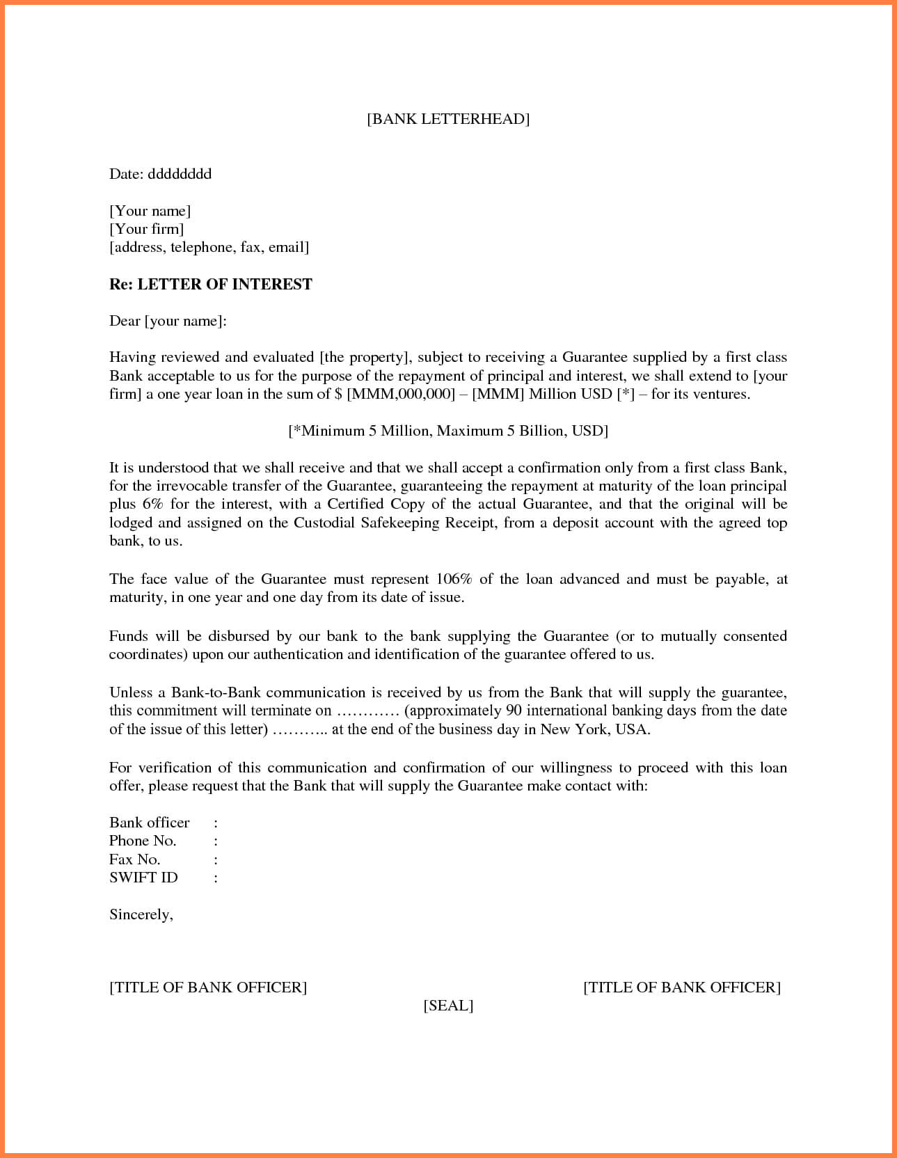 011 Letter Of Interest Template Microsoft Word Sweep11 Ideas Pertaining To Letter Of Interest Template Microsoft Word