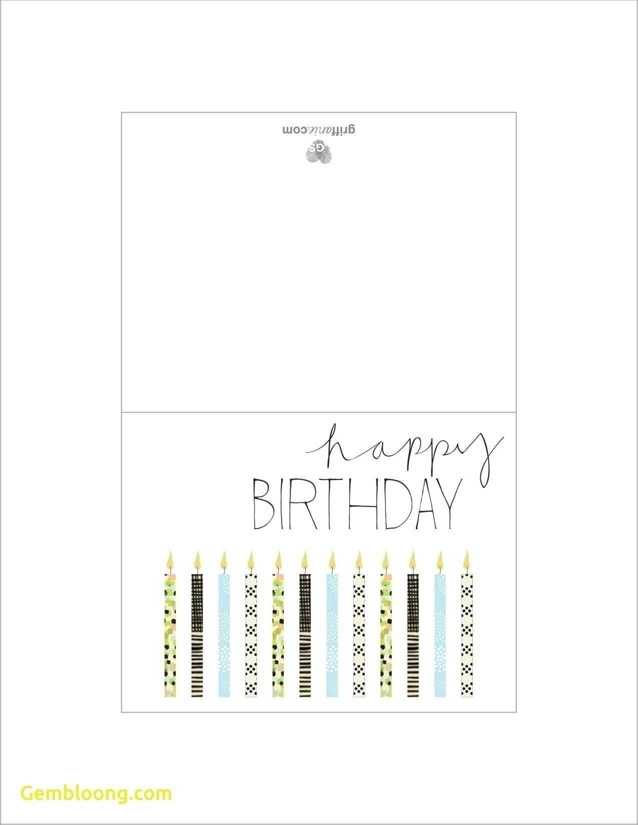 012 Printable Birthday Card Template Ideas Cards Foldable In Foldable Birthday Card Template