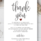 013 Thank You Cards Template Intended For Thank You Card Template Word