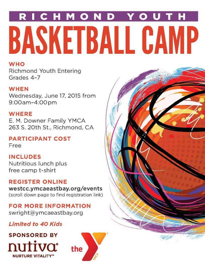014 Basketball Camp Flyer Template Ideas Sports Beautiful Within Basketball Camp Brochure Template
