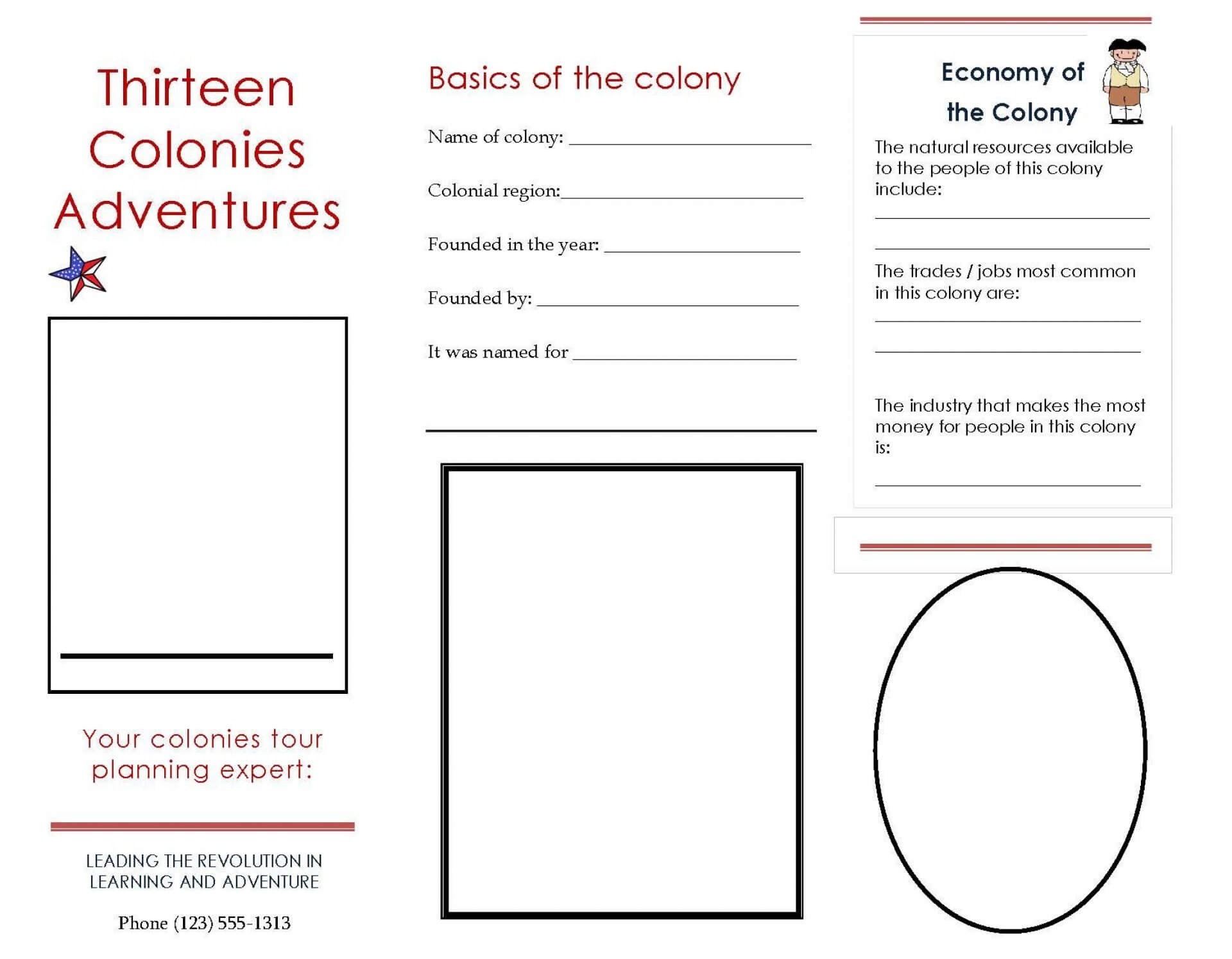 015 Photo Travel Brochure For Word Template Ideas Top For Travel Brochure Template For Students