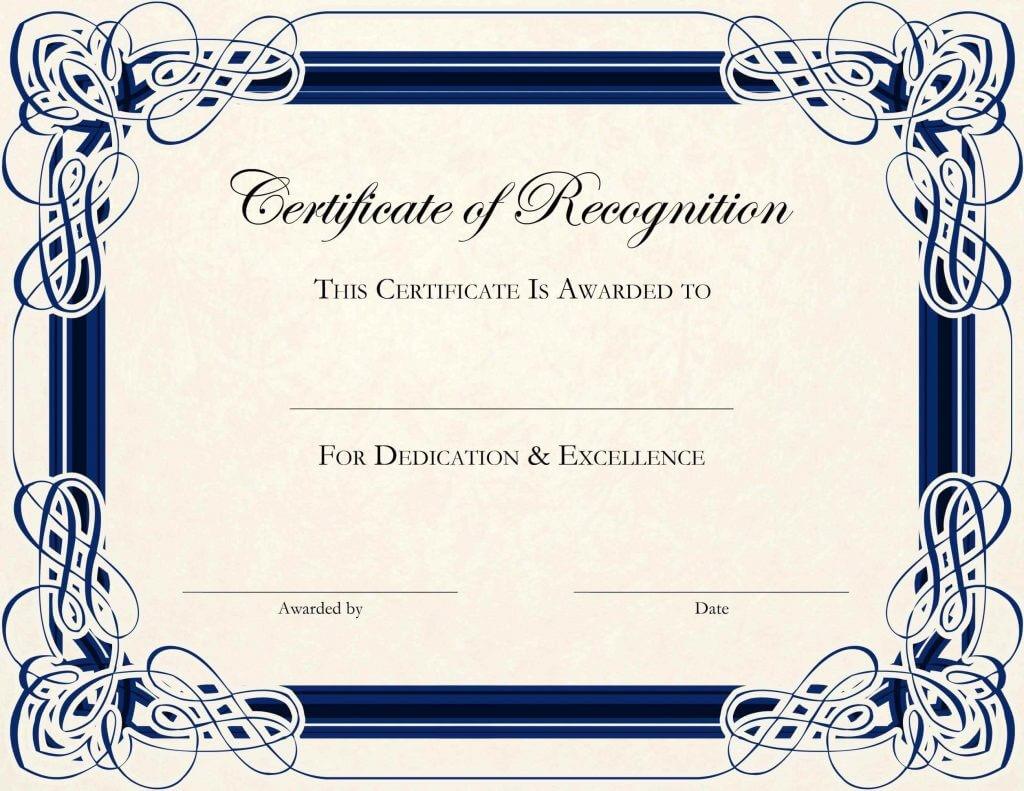 016 Graduation Certificate Template Word Ideas Mesmerizing Within Graduation Certificate Template Word