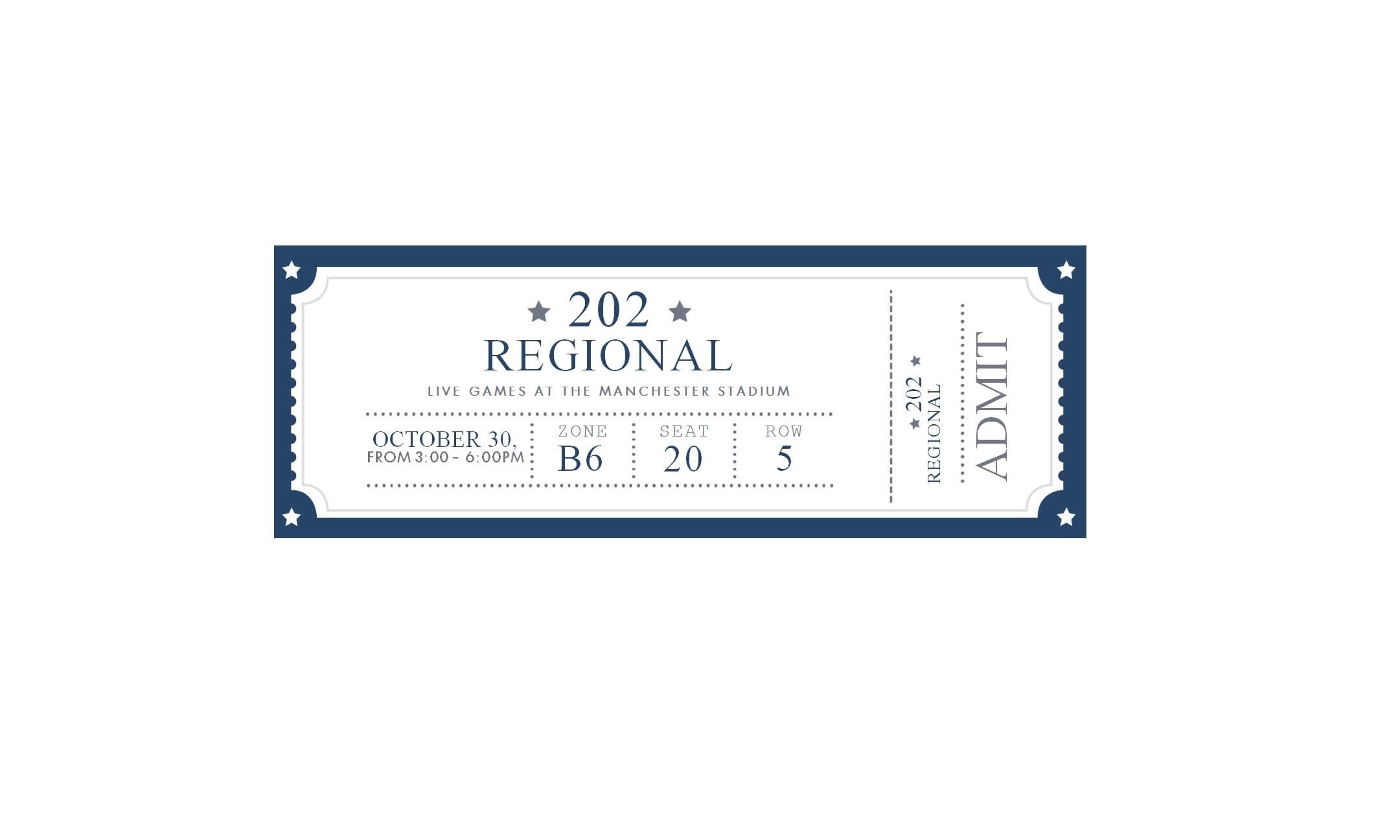 018 Free Printable Ticket Template Word Event Templates Ms Intended For Blank Admission Ticket Template