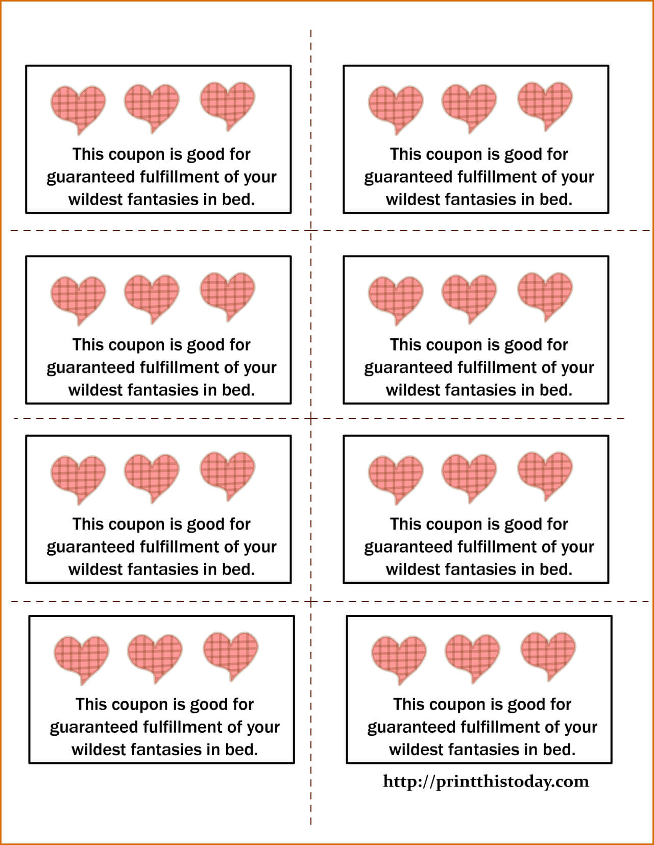 018 Printable Coupon Template Love Coupons Ideas Make Your In Love Coupon Template For Word