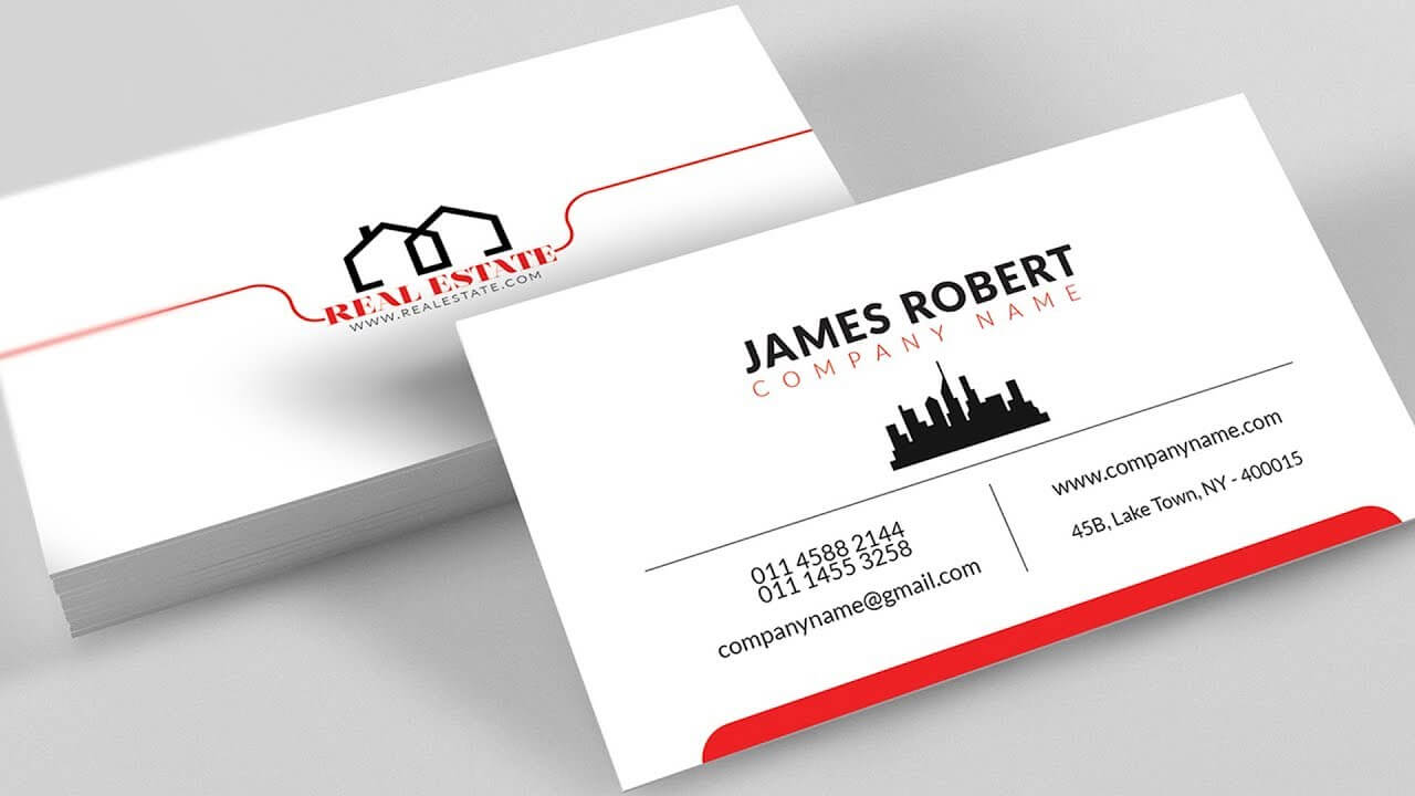 025 Free Business Card Template Download Ideas Magnificent In Free Bussiness Card Template