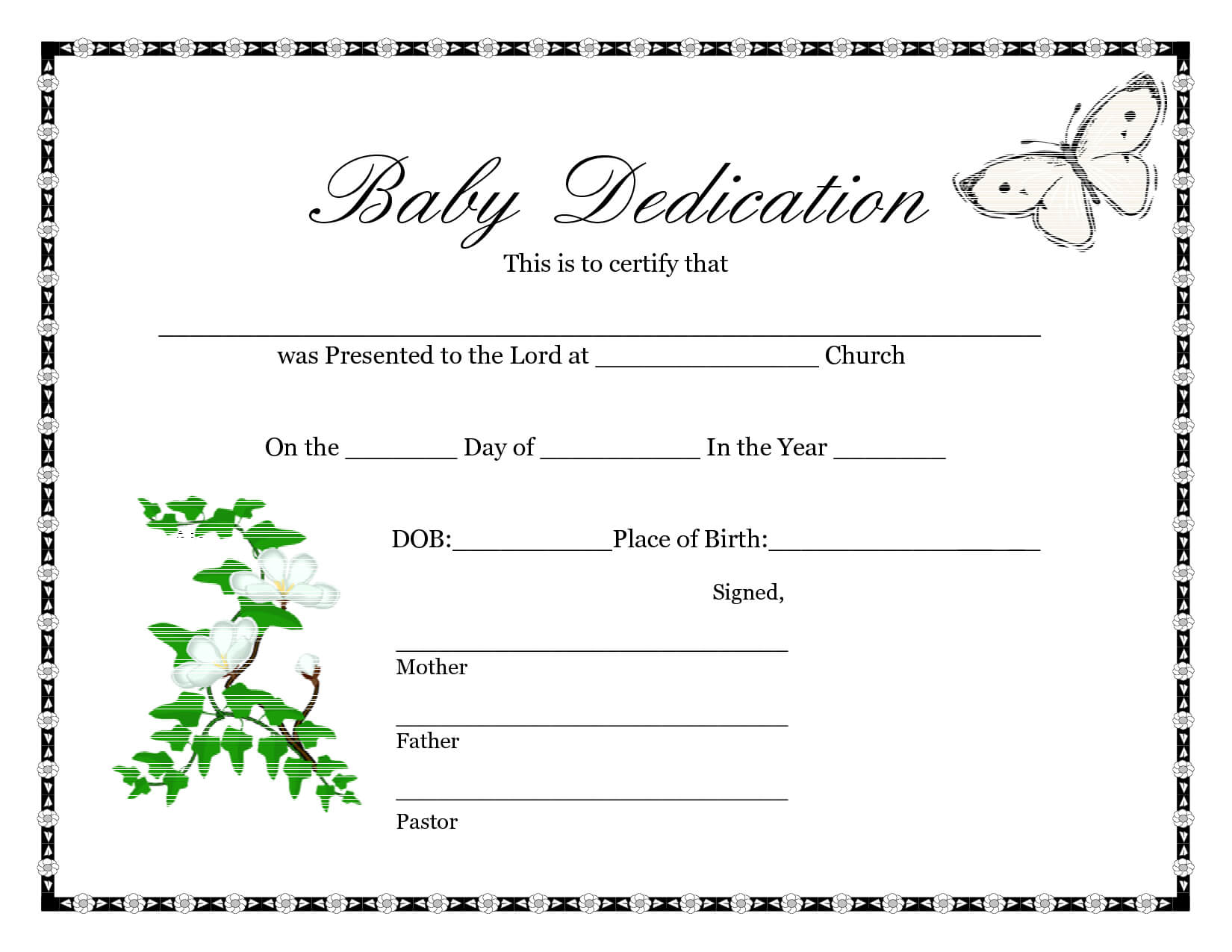026 Birth Certificate Template Word Blank Templates Pertaining To Birth Certificate Fake Template