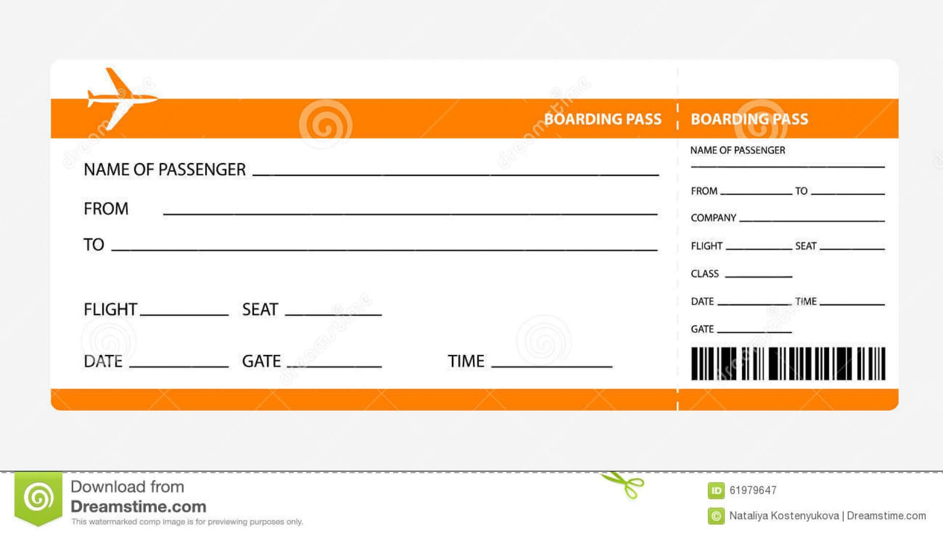 026 Fake Boarding Pass Template Plane Ticket Of Ideas Free Intended For Plane Ticket Template Word