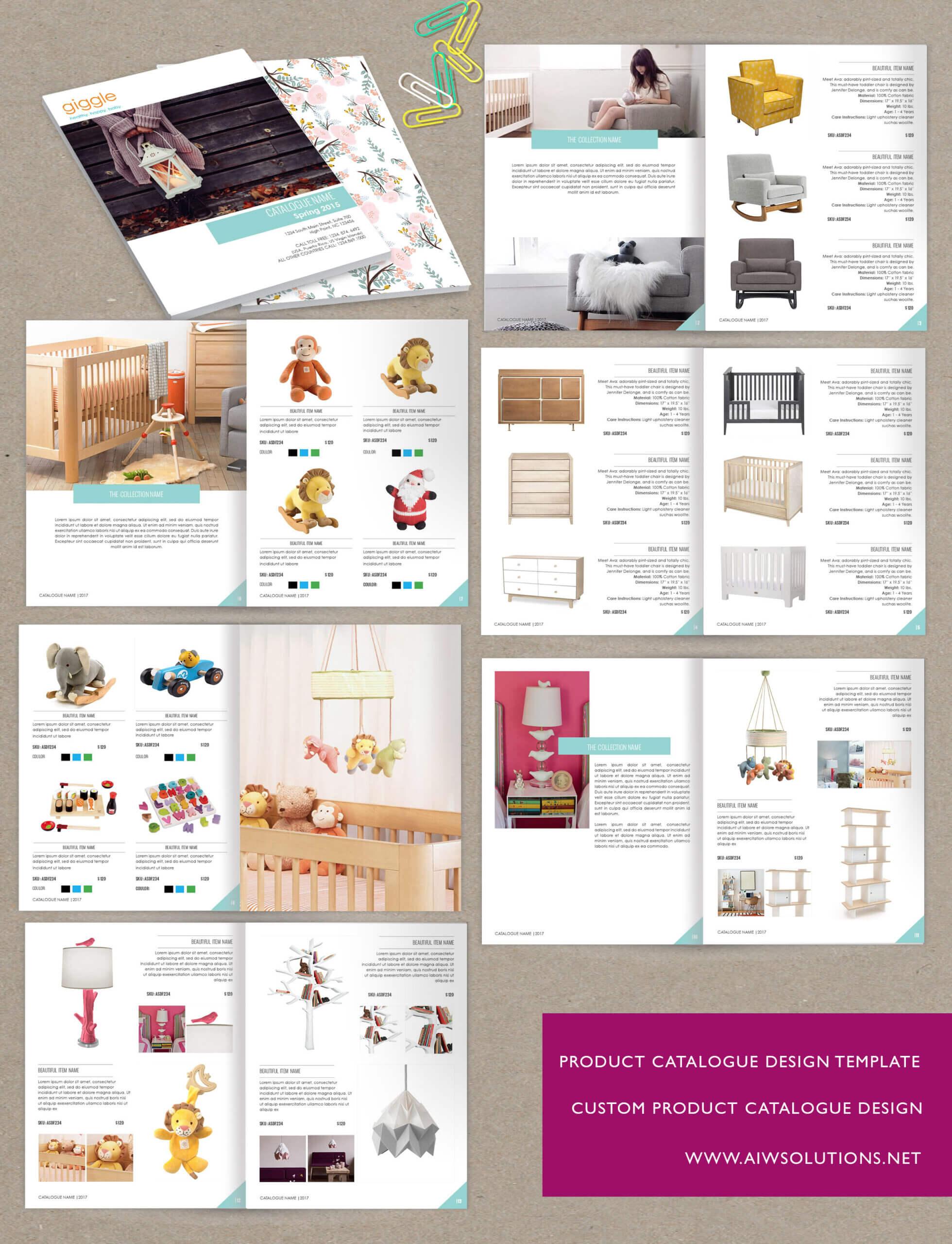 026 Wholesale Catalog Template Product Catalogue Word Within Catalogue Word Template