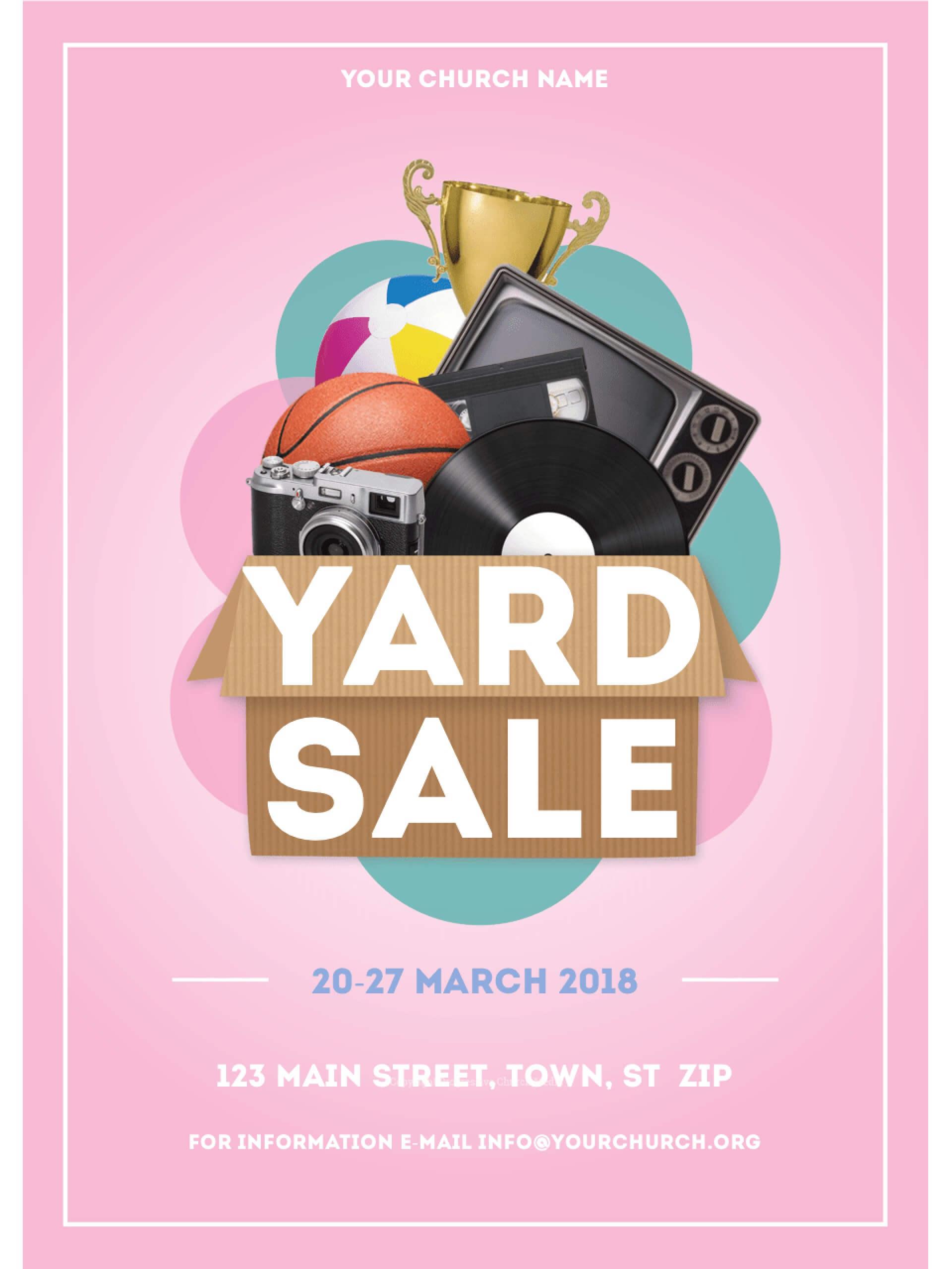 027 Garage Sale Flyer Template Word Yard1 1Fit9602C1280Ssl1 Throughout Garage Sale Flyer Template Word