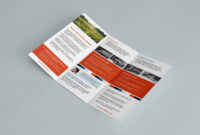 027 Tri Fold Brochure Template Free Download Ai Psd Trifold for Adobe Illustrator Tri Fold Brochure Template