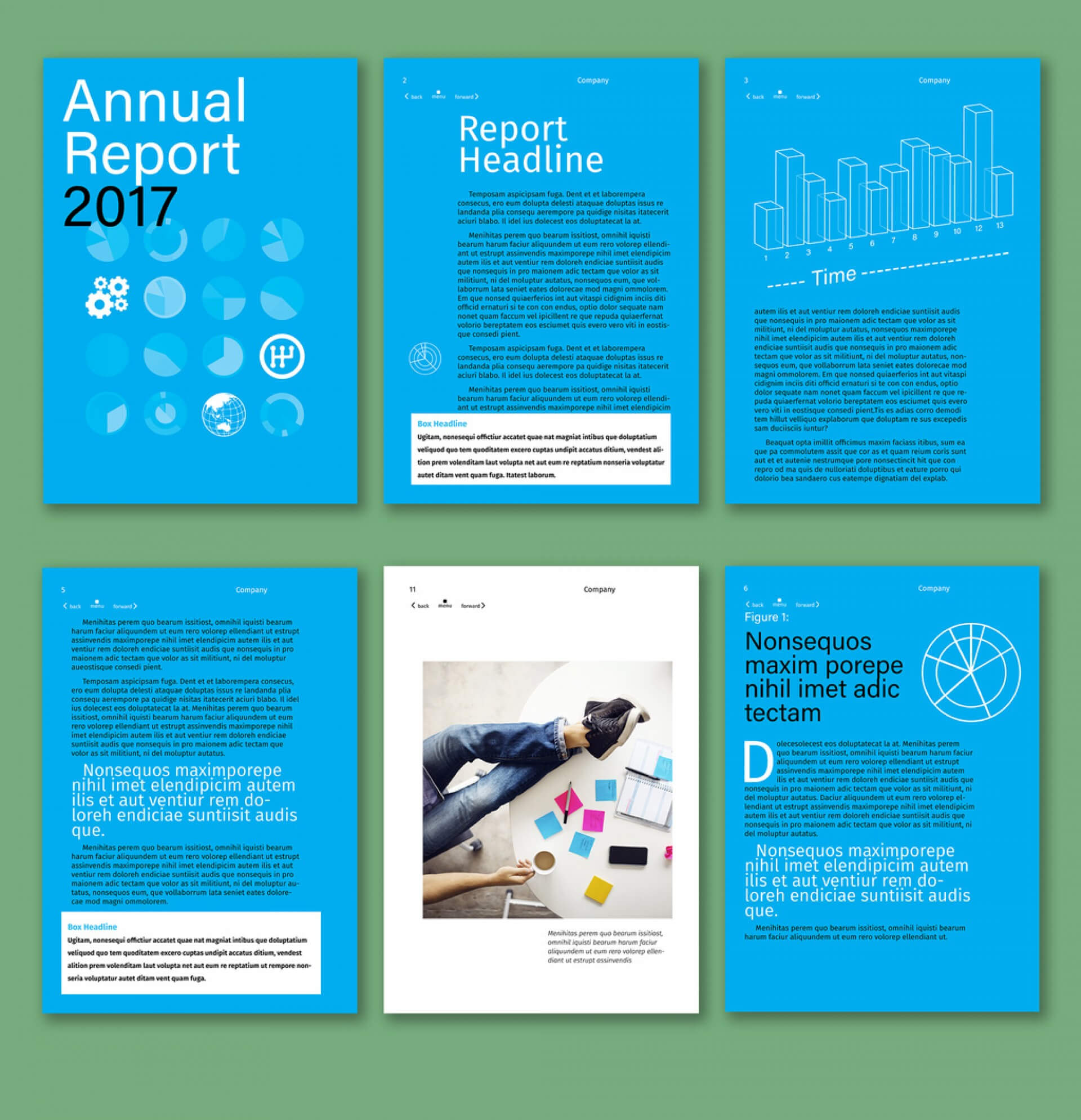 029 Gray Report Template Ideas Free Indesign Templates With Regard To Free Indesign Report Templates