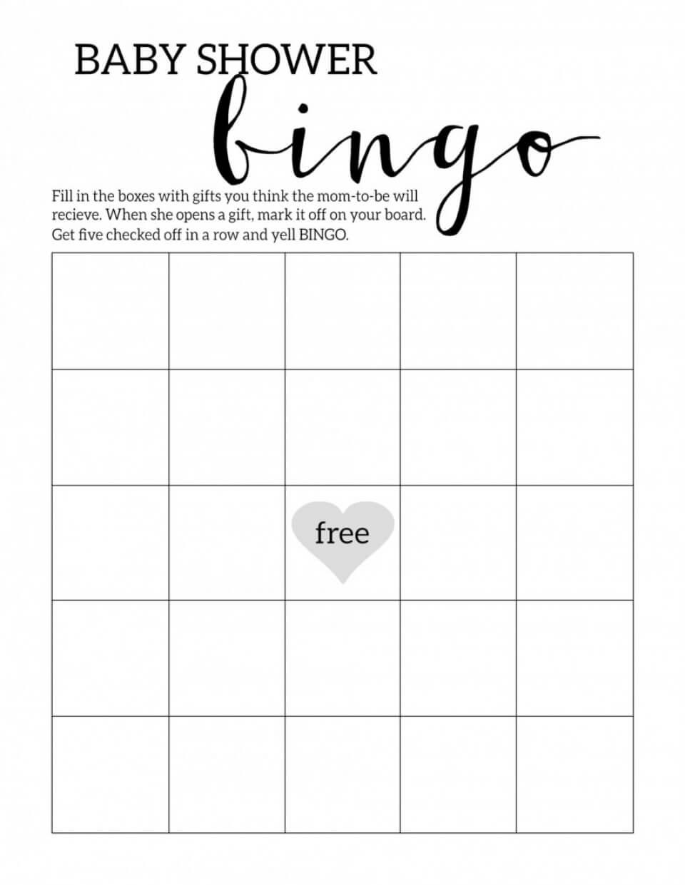 034 Template Ideas Blank Bingo Card Stirring 4X4 Excel Inside Blank Bingo Card Template Microsoft Word
