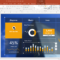 10 Best Dashboard Templates For Powerpoint Presentations In Project Dashboard Template Powerpoint Free
