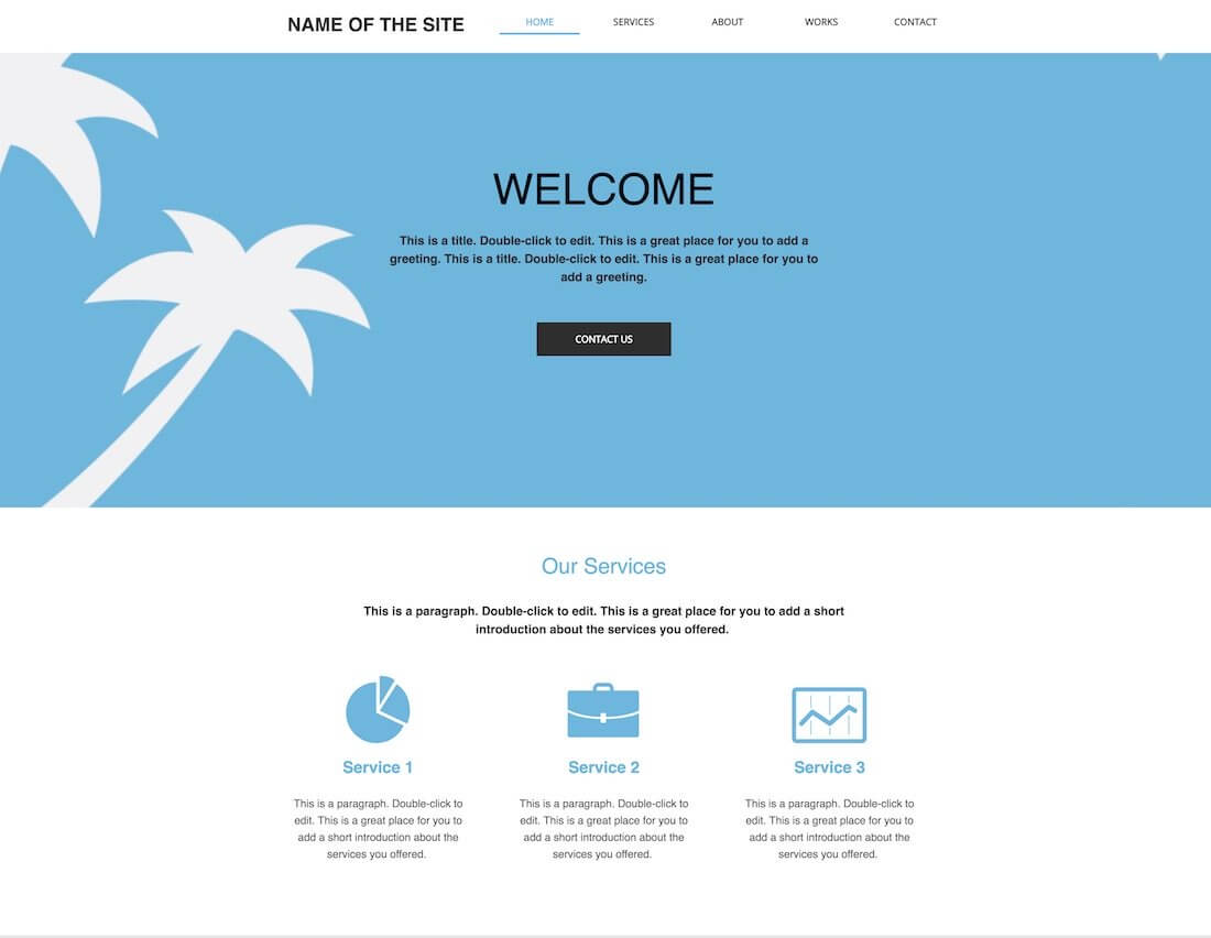 10+ Best Free Blank Website Templates For Neat Sites 2019 With Regard To Blank Html Templates Free Download