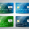 10 Credit Card Designs | Free & Premium Templates In Credit Card Templates For Sale