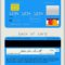 10 Credit Card Designs | Free & Premium Templates Pertaining To Credit Card Templates For Sale