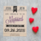 11 Free Save The Date Templates within Save The Date Cards Templates