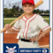 15+ Baseball Party Invitation Designs & Templates – Psd , Ai Within Baseball Card Template Psd