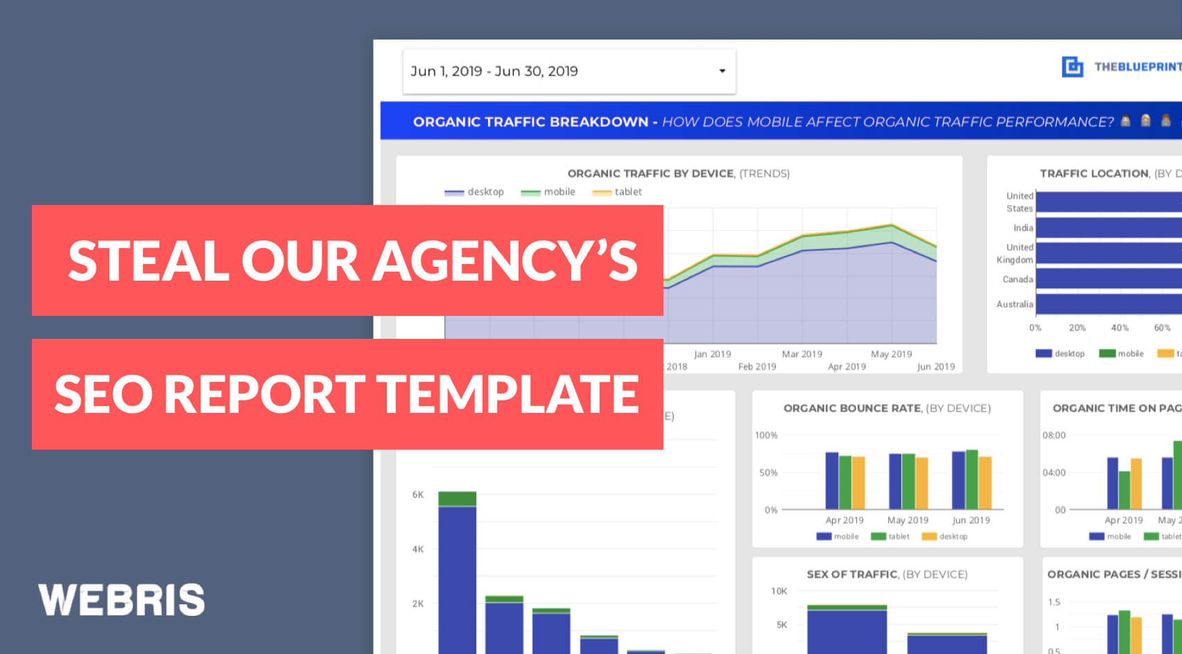 15 Free Seo Report Templates - Use Our Google Data Studio Pertaining To Seo Report Template Download
