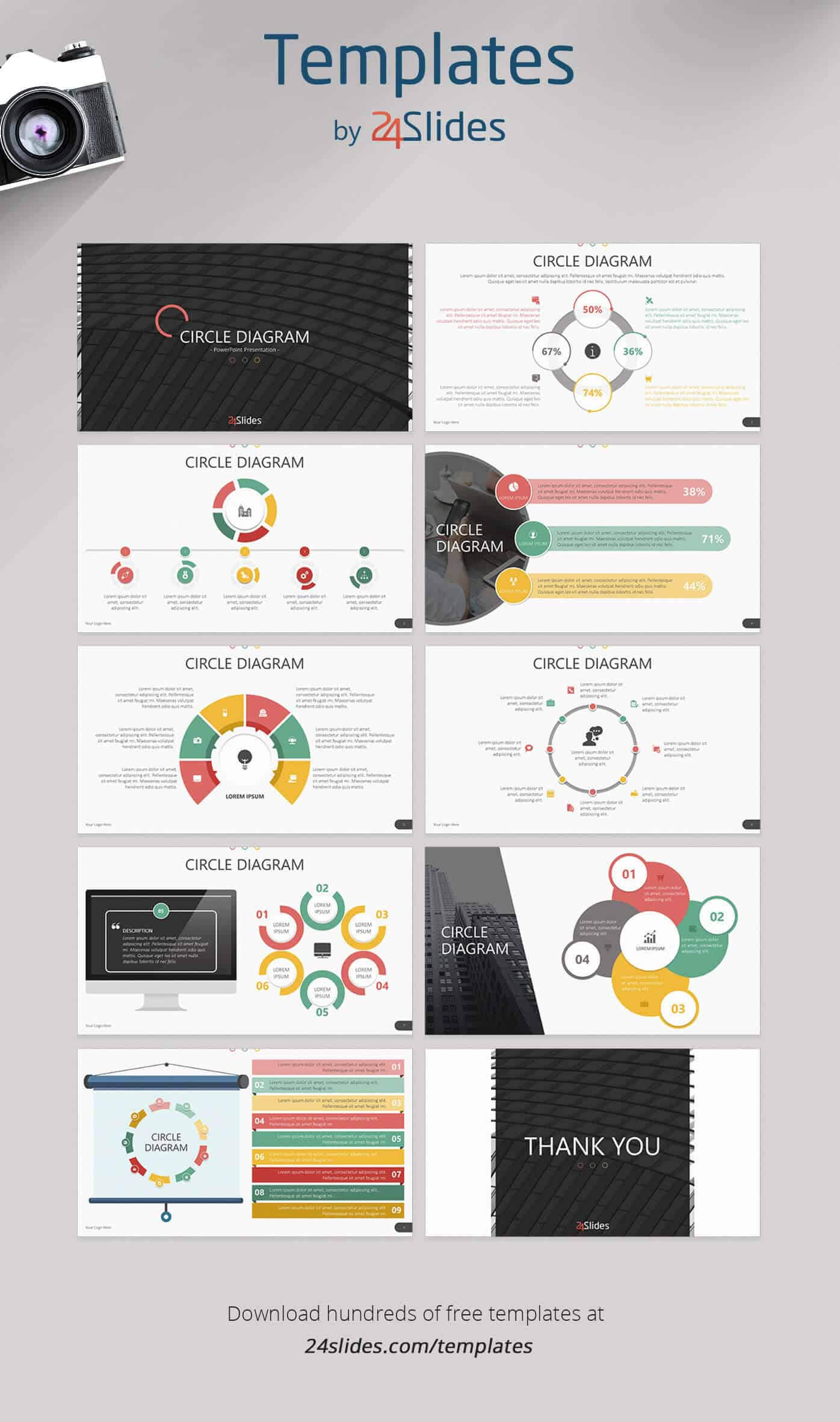 15 Fun And Colorful Free Powerpoint Templates   Present Better Inside Powerpoint Slides Design Templates For Free