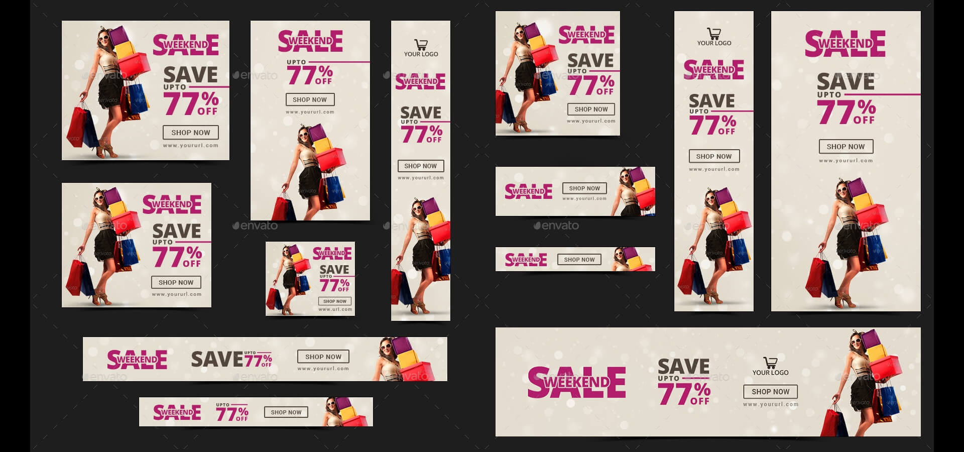 20 + Printable Product Sale Banners - Psd, Ai, Eps Vector Throughout Product Banner Template