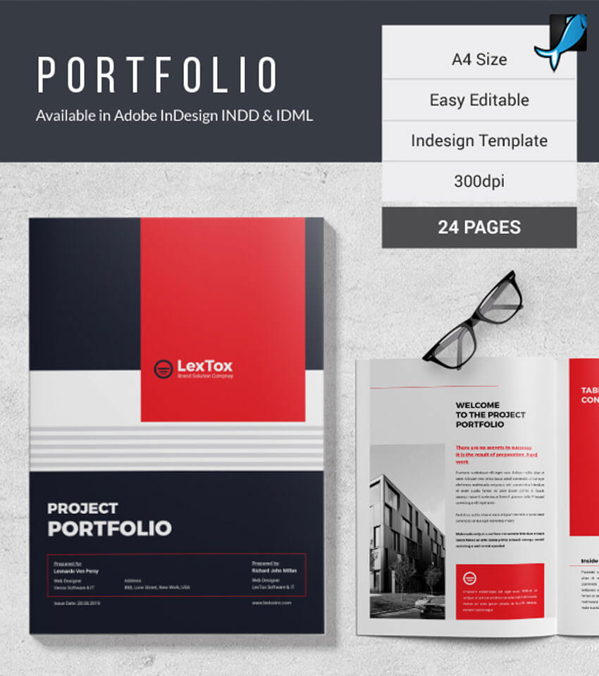 25 Creative Free Indesign Templates Intended For Brochure Template Indesign Free Download