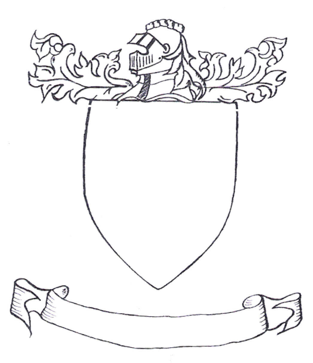 26 Images Of Medieval Shield Template Blank | Masorler With Regard To Blank Shield Template Printable